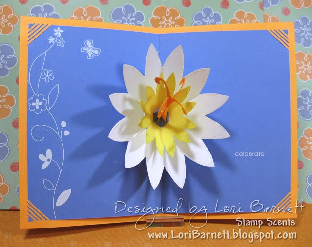 Pop Up Cards Templates http://loribarnett.blogspot.com/2010/04/pop-up-lotus.html