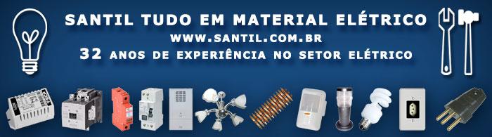 Santil Elétrica, Iluminação, Material Eletrico