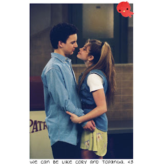 topanga and cory dating in real life Relationship) girl meets world (gmw) final appearance, brave new world cory and topanga date steadily throughout this whole season in dangerous.