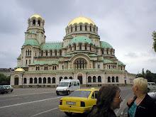 Un monument mythique de Sofia .