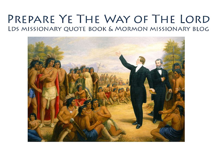 Prepare Ye the Way of the Lord