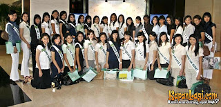Grand Final Putri indonesia 2007, Miss Indonesia