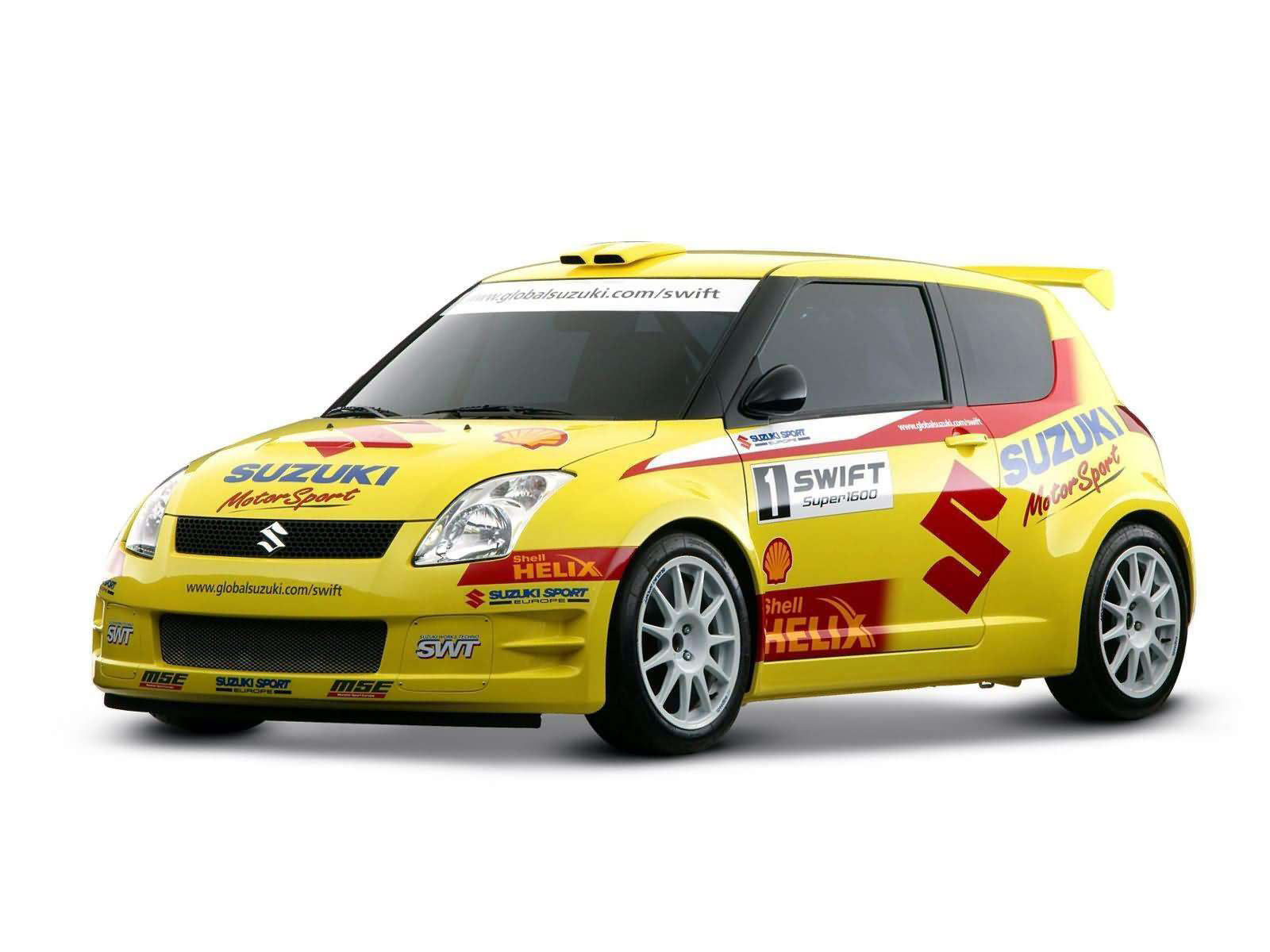 MK4 Rally Car  SUZUKI Swift  Pictures