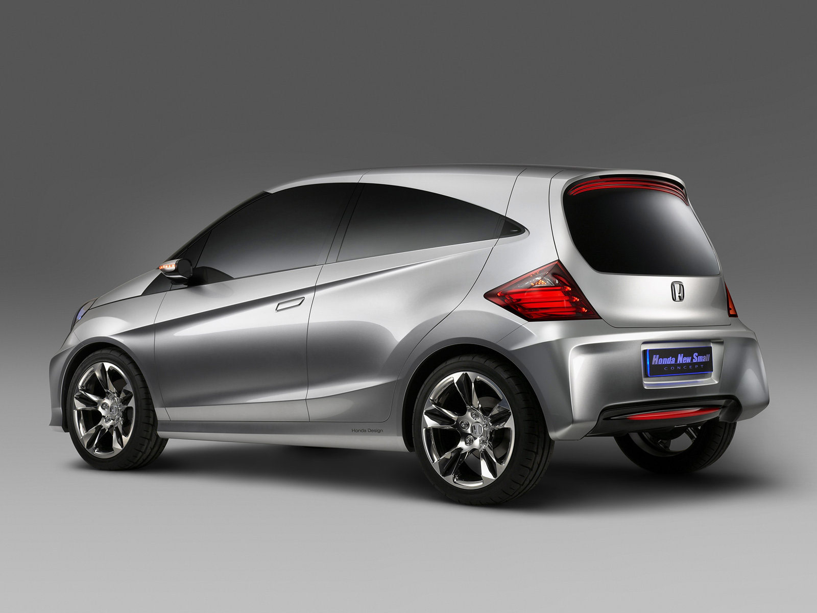 2010 HONDA New Small Concept Car Photos