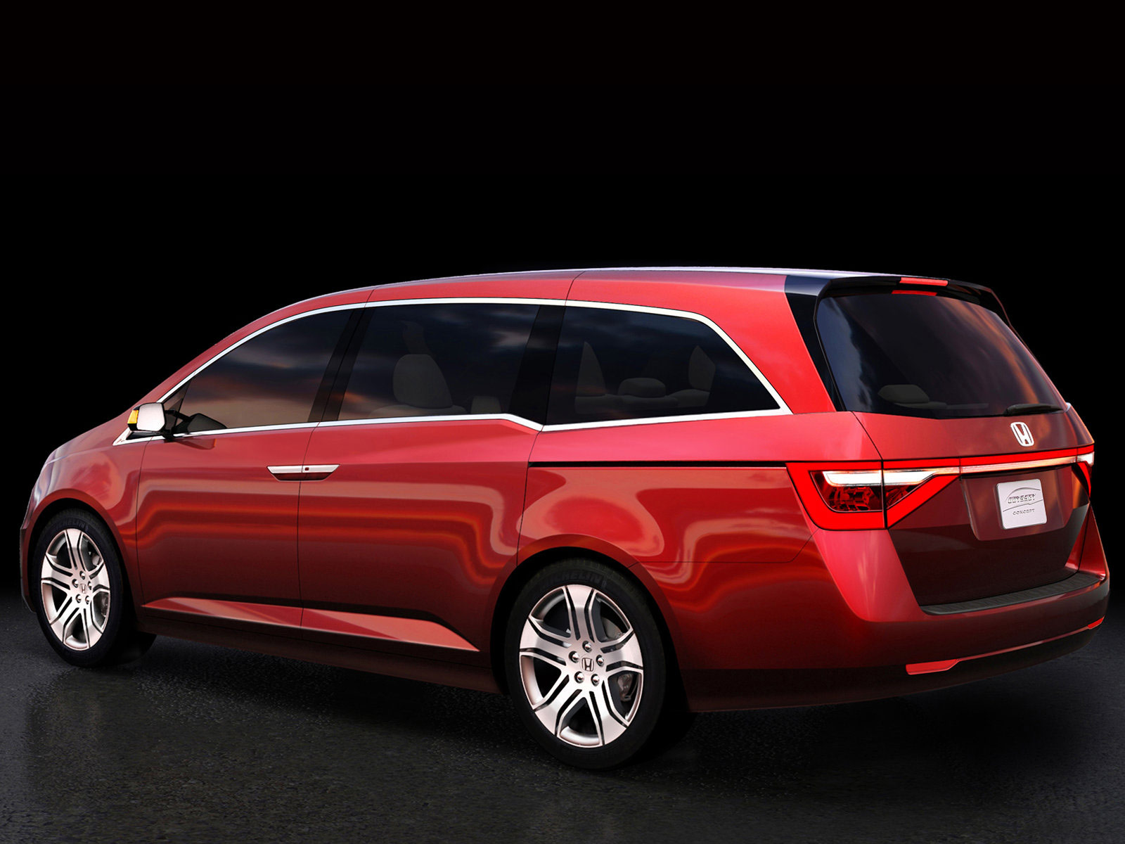 honda odyssey concept car  accident lawyers info