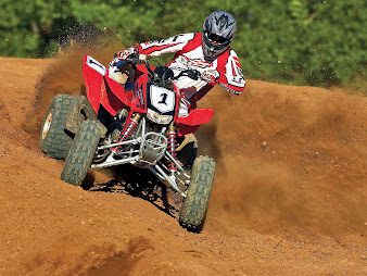 #13 ATV Wallpaper