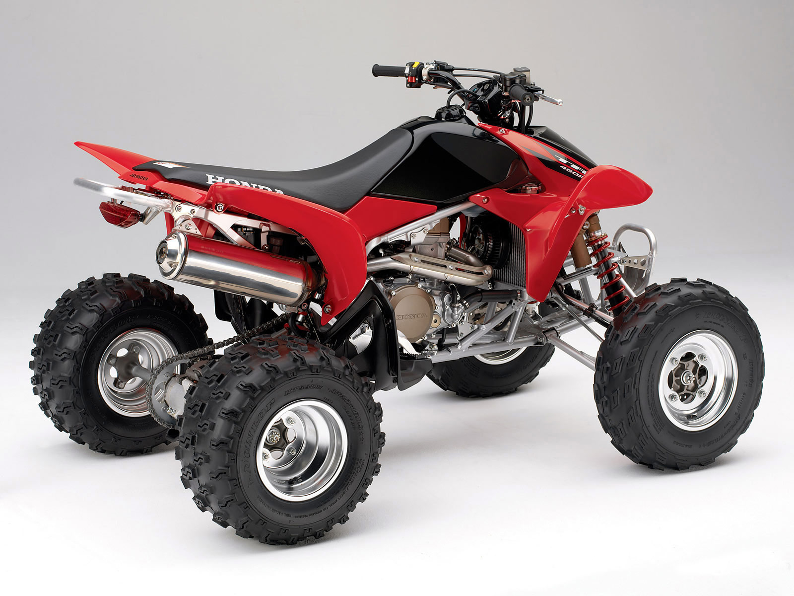 2006 HONDA ATV TRX450R pictures, insurance, accident lawyers