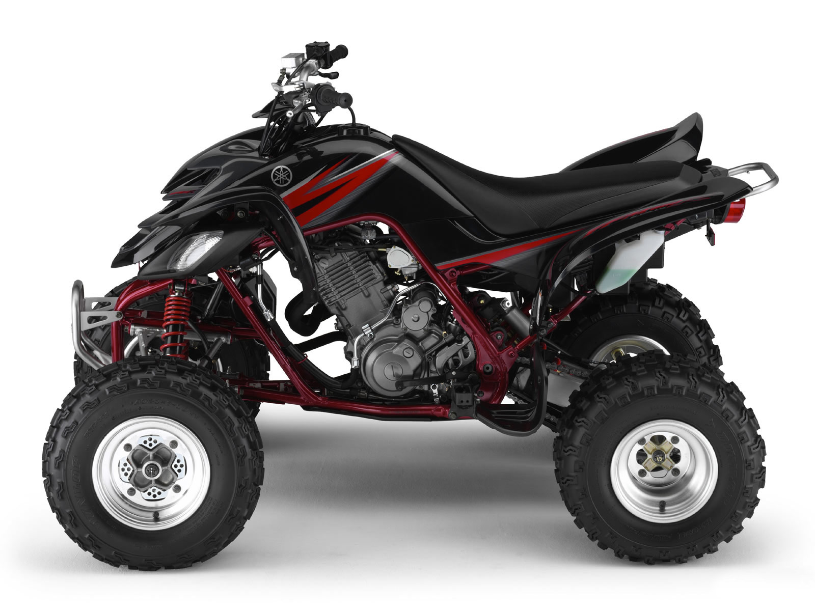 2005 YAMAHA Raptor 660 ATV pictures  review and specs