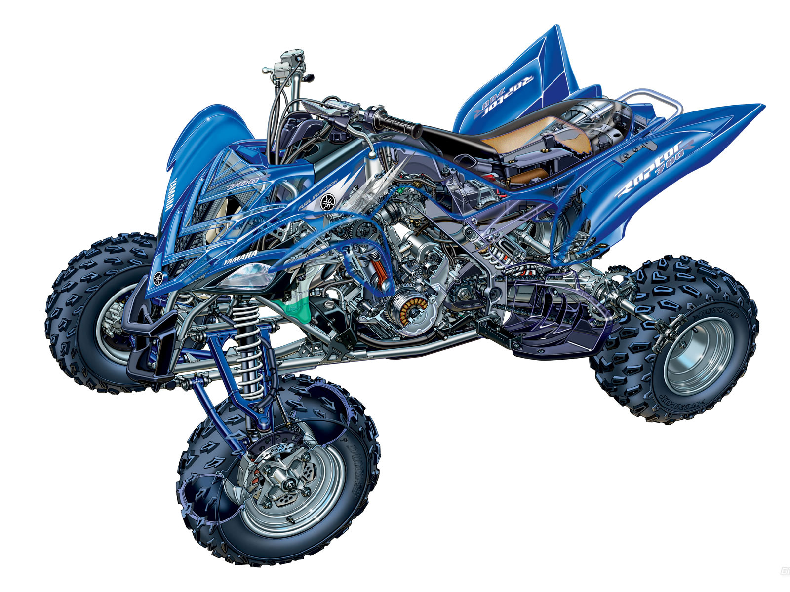 2006 Yamaha Raptor 700r Accident Lawyers Info Atv Wallpapers