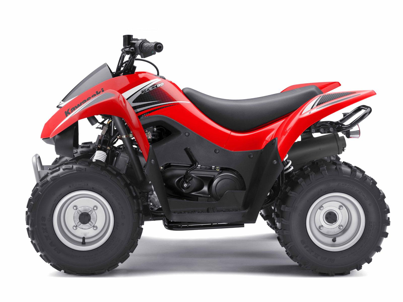 Kawasaki Atv Kfx
