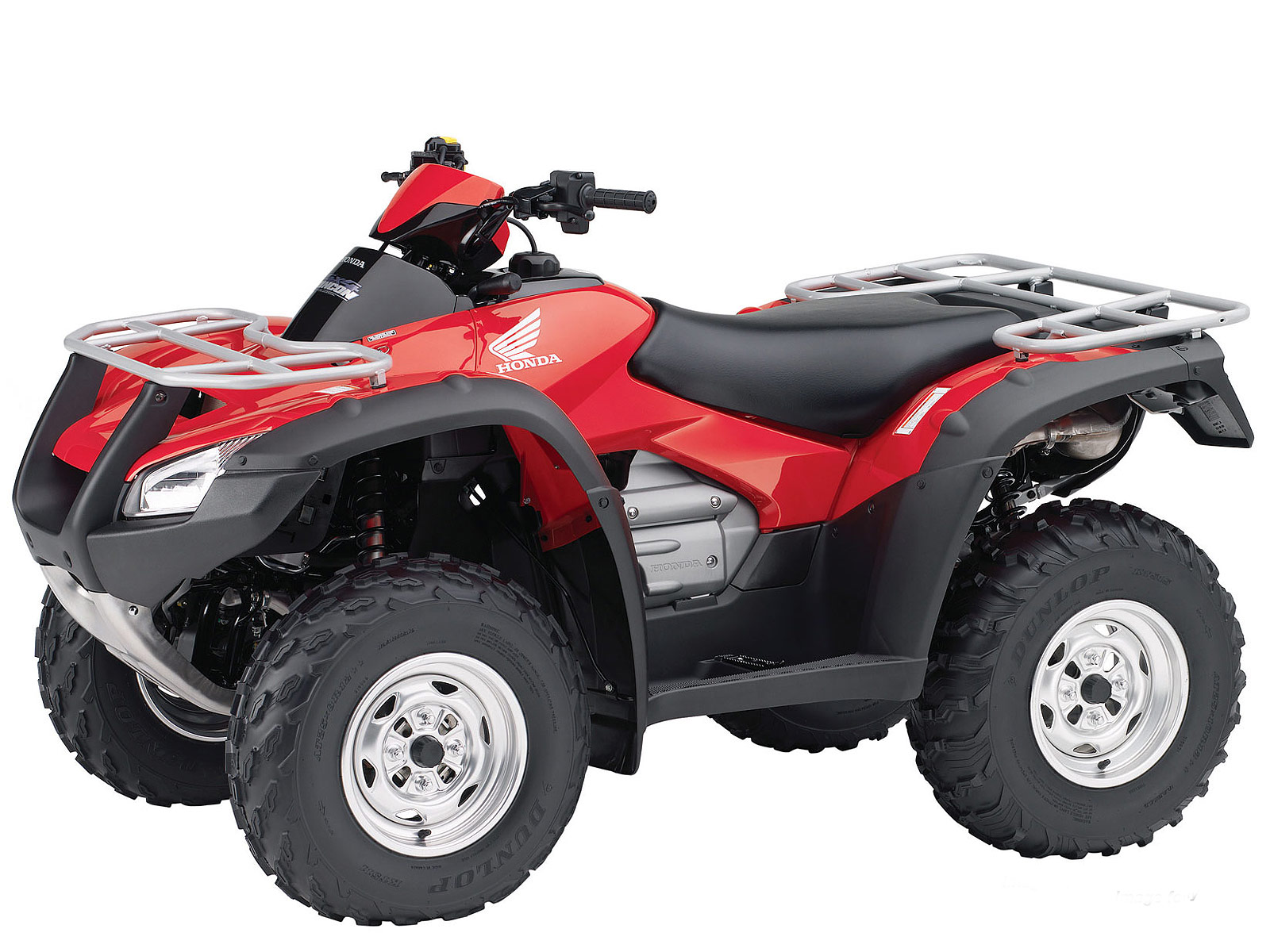 2011 Fourtrax Rincon Trx680fa Honda Atv Pictures And Specs