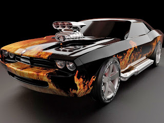 wallpaper dodge challenger