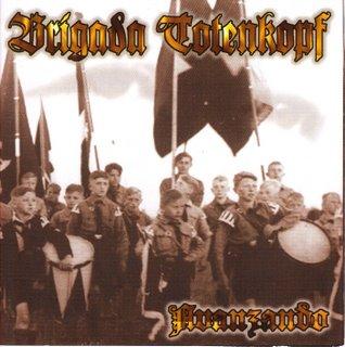 Brigada Totenkopf Europa Nación