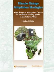 Climate change adaptation strategies water resources management options for smallholder