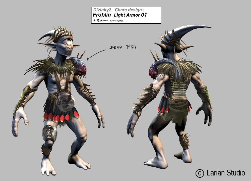 Fantasy light armor - photo#16