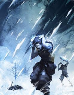 treinamento taka (Shiro e Kiron X Vinny) Ice_Rain_by_nJoo