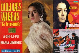 Dolores Vargas - La terremoto