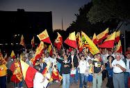 Militância do PSB nos 60 anos do Partido em Brasília