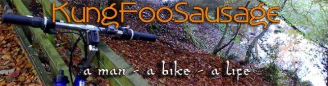 :KungFooSausage:                      a man, a bike, a life