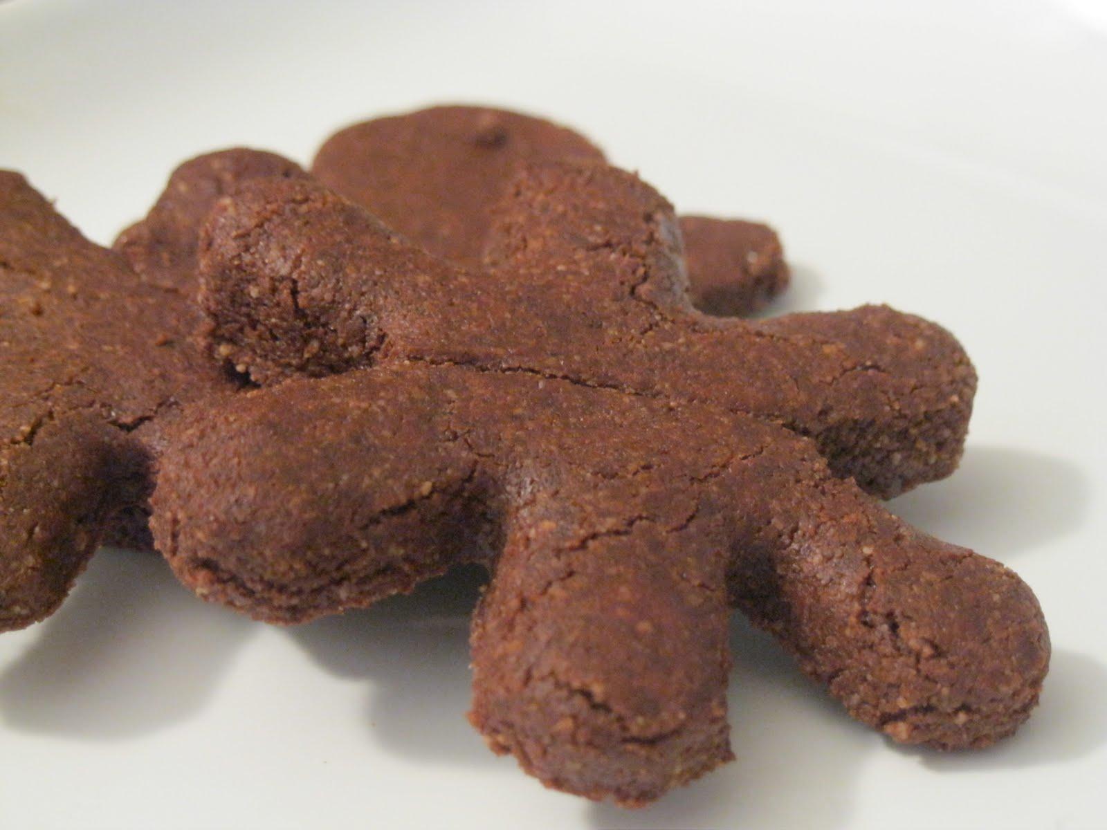 The District Chocoholic Basler Brusnli Chocolate Almond Cookies