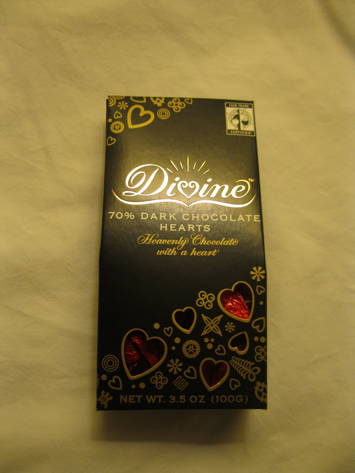 The District Chocoholic: Divine Chocolate: 70% Cocoa Dark ...