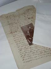 Gammalt brev...