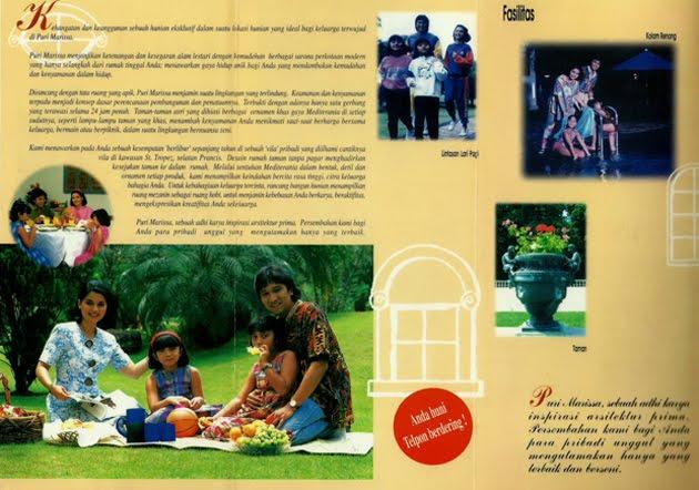 Desain Awal, Puri Marissa, Persembahan Ikang Fawzi untuk Tercinta Marissa Haque Istrinya, 3