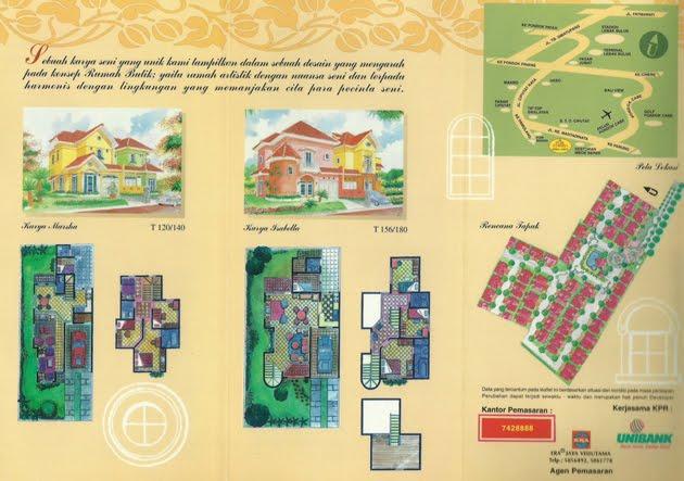 Desain Awal, Puri Marissa, Persembahan Ikang Fawzi untuk Tercinta Marissa Haque Istrinya, 2