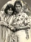Foto Resmi untuk Umum Ikang Fawzi & Marissa Haque di Pos Film 1984