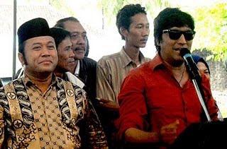Ikang Fawzi Kini Menjadi Bagian Keluarga Besar PAN & Menteri Kehutanan RI di Lampung Selatan