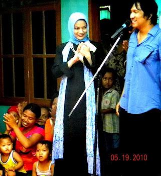 Damai Hati dalam Pernikahan Kami: Ikang Fawzi & Marissa Haque