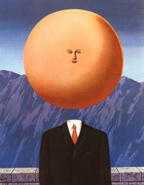 «A Arte de Viver», Magritte