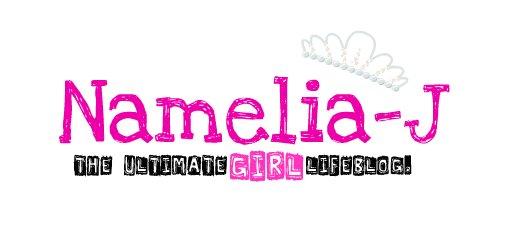 Namelia.J- YOU!