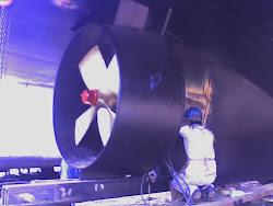 Tranformaciones, prefabricado y montaje de sistemas de propulcion modernos