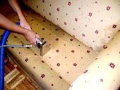 Limpieza de interiores y Fumigaciones. de alfombras, sillones, tableros, etc.