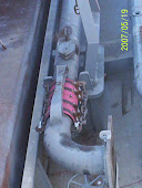 Prefabricado y Montaje de pescante para buques del tipo areneros.