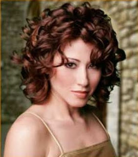 Upang Hair Style: Permed Hairstyles