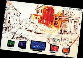Videocon - A new language of colours