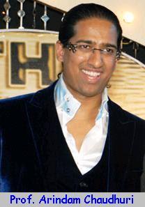 Arindam Chaudhuri, Dean IIPM