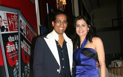 Rajita and Arindam Chaudhuri