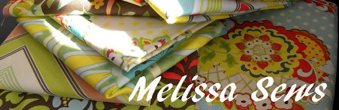 melissa sews