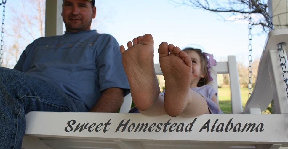 Sweet Homestead Alabama