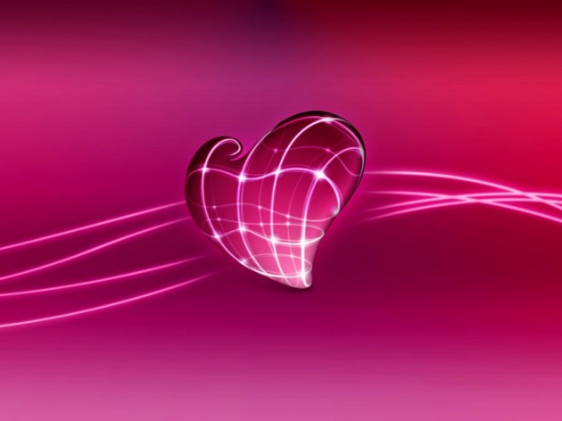 Beautiful Illustration of Hearts | Desktop Wallpaper | Love Wallpapers