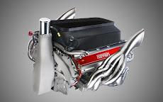 Motore Ferrari F1