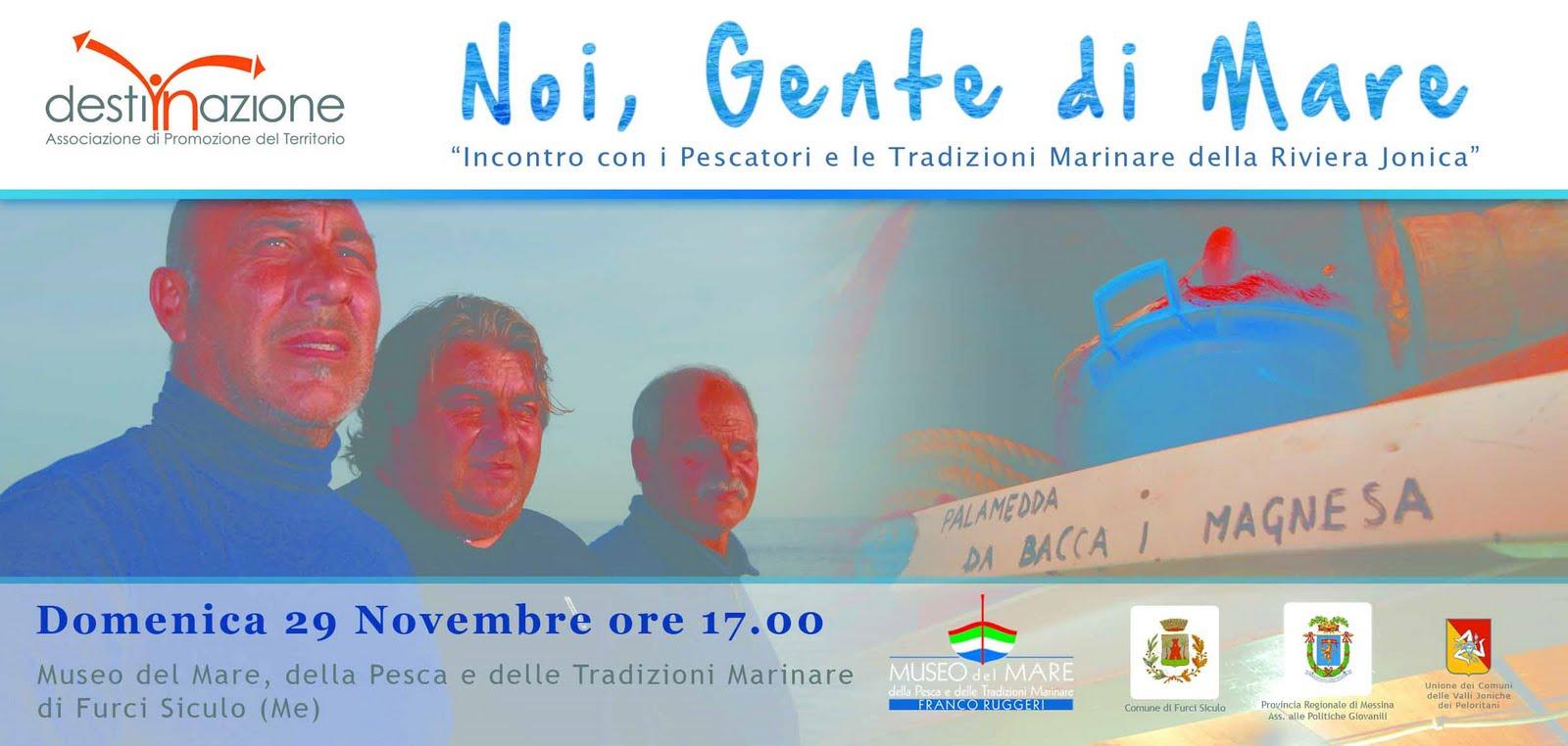 Io geometra bonarrigo furci siculo al museo del mare for Progetta i piani domestici delle tradizioni