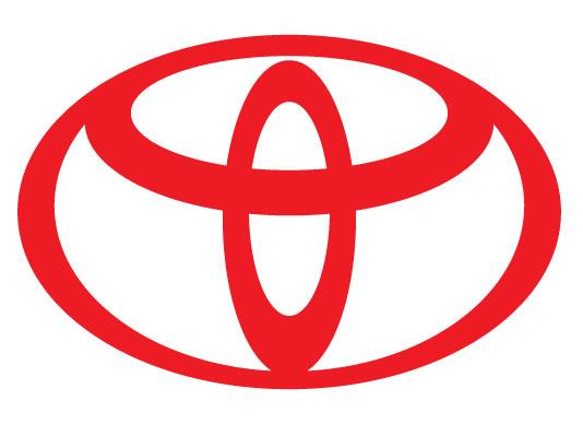 toyota logo big