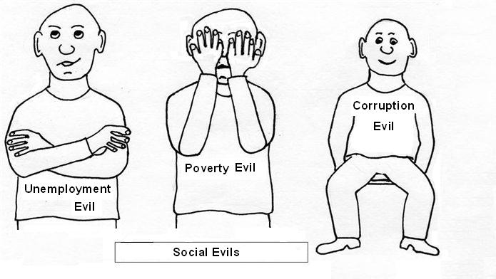 poverty a social evil Define poverty poverty synonyms,  the want of money is the root of all evil  poverty and social exclusion.