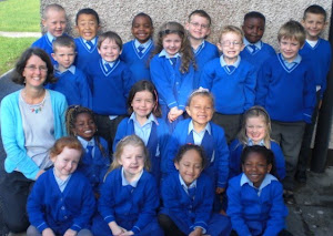 Senior Infants 2010 2011