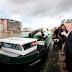 Eerste elektrisch vrachtschip Amsterdam gedoopt