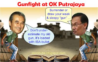Badawi Anwar Gunfight